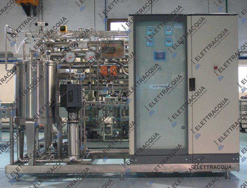 Pharmaceutical water system